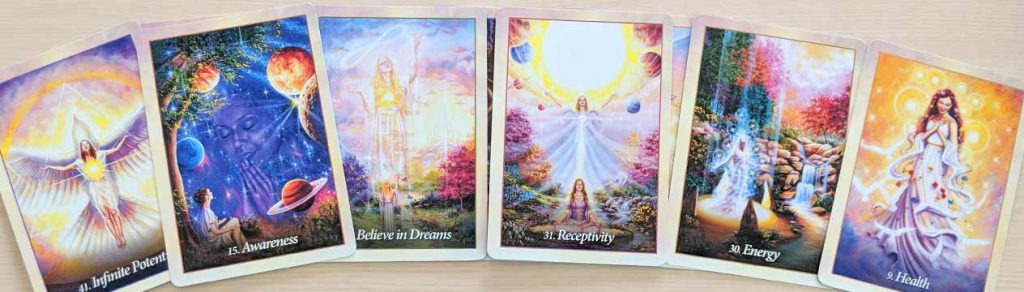 Oracle of the Angels - Oracle Cards