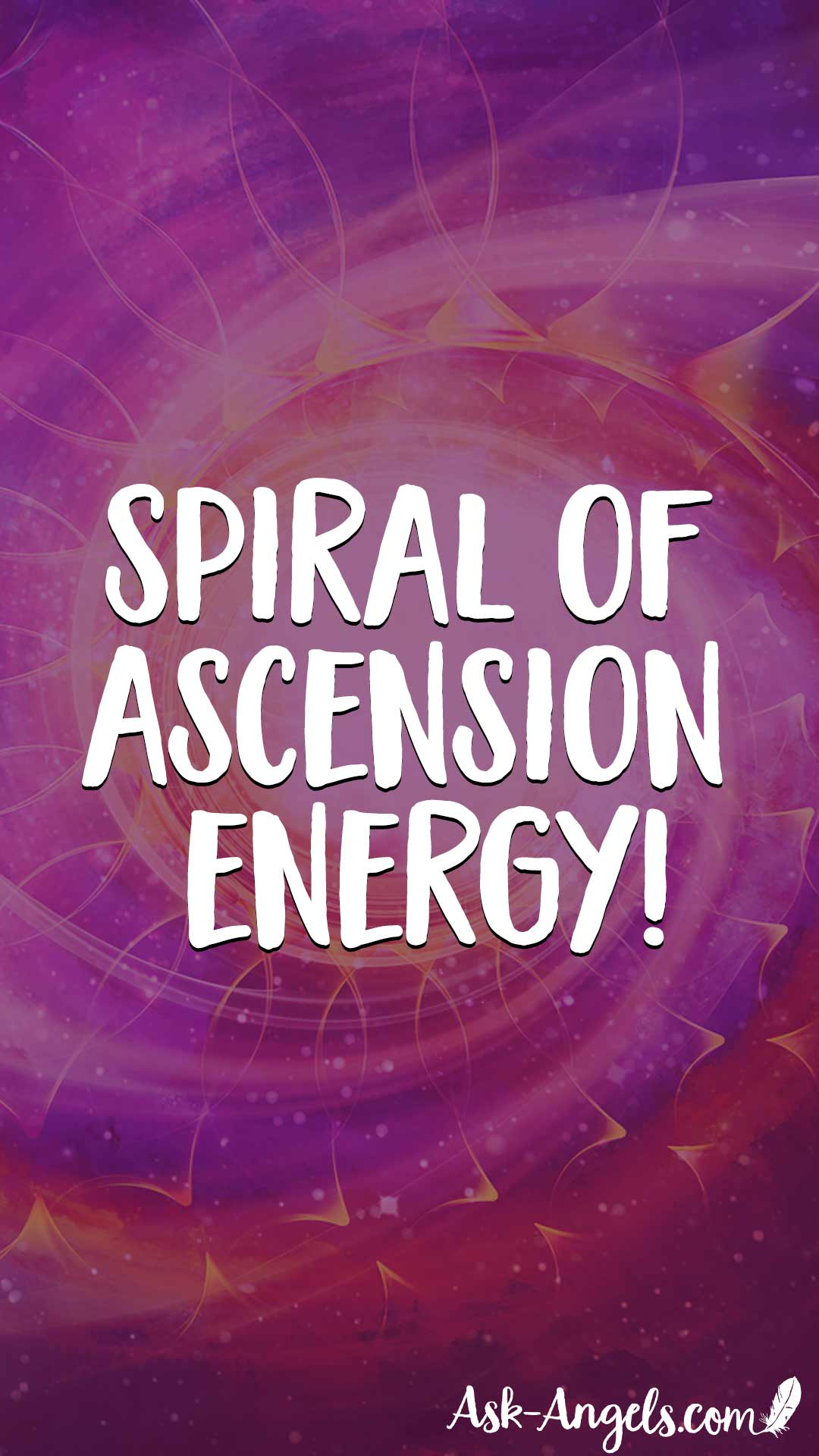 Spiral of Ascension Energy, channeling with the Council of Light