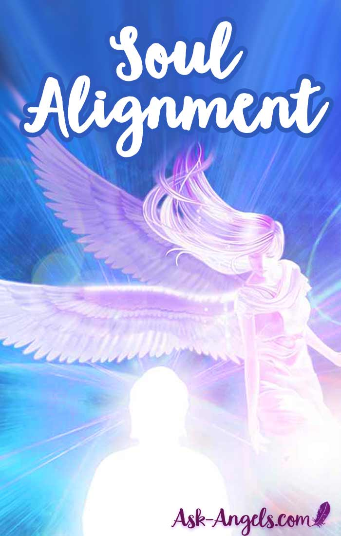 Soul Alignment Meditation with Archangel Metatron and Archangel Michael