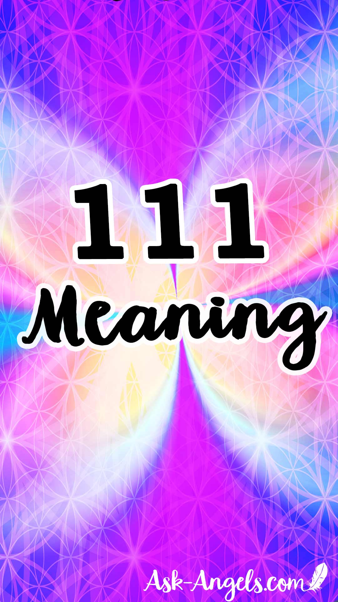 111 Meaning. What Does It Mean When You See 111?