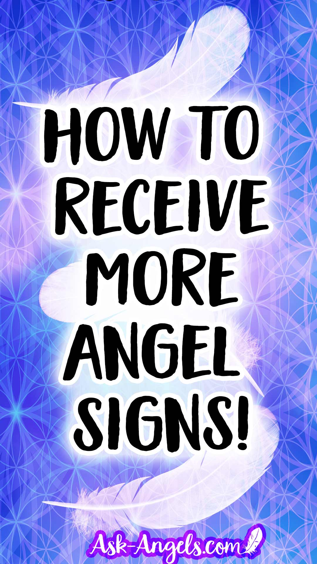 How to Receive More Angel Signs