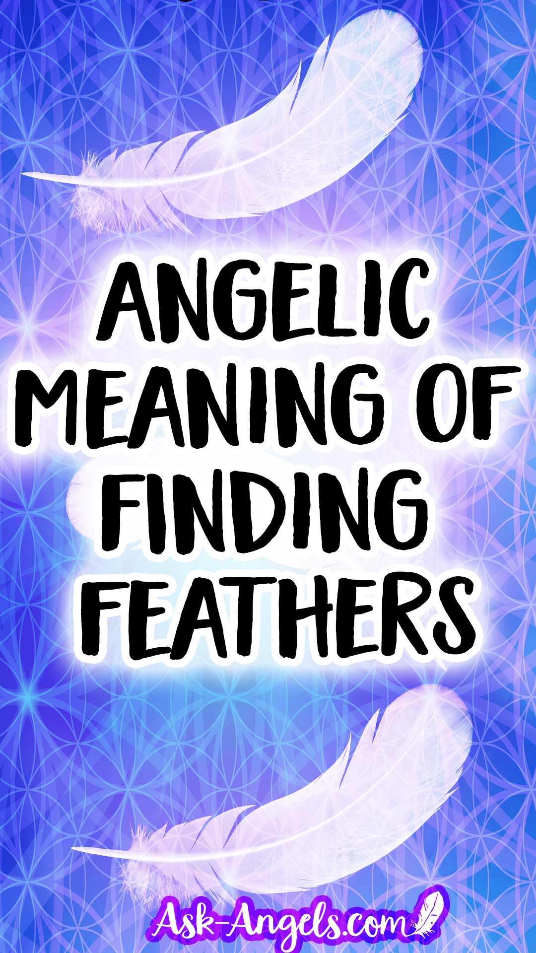 Angelic Meaning of Feathers