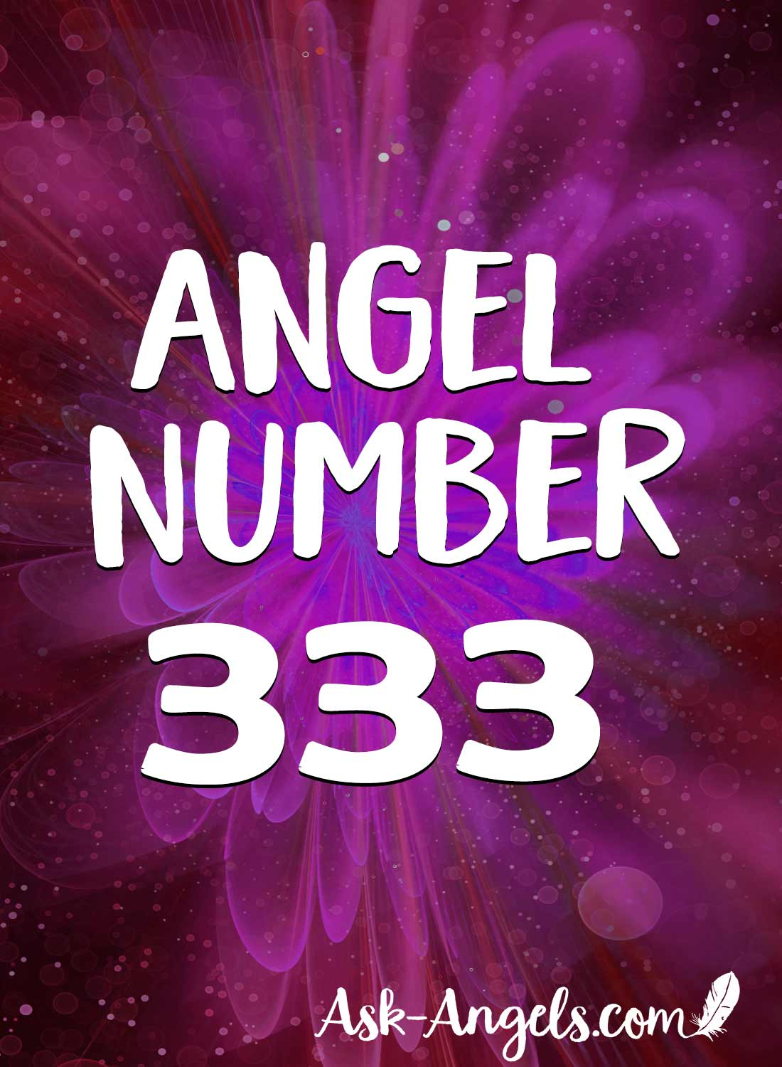 Angel Number 333