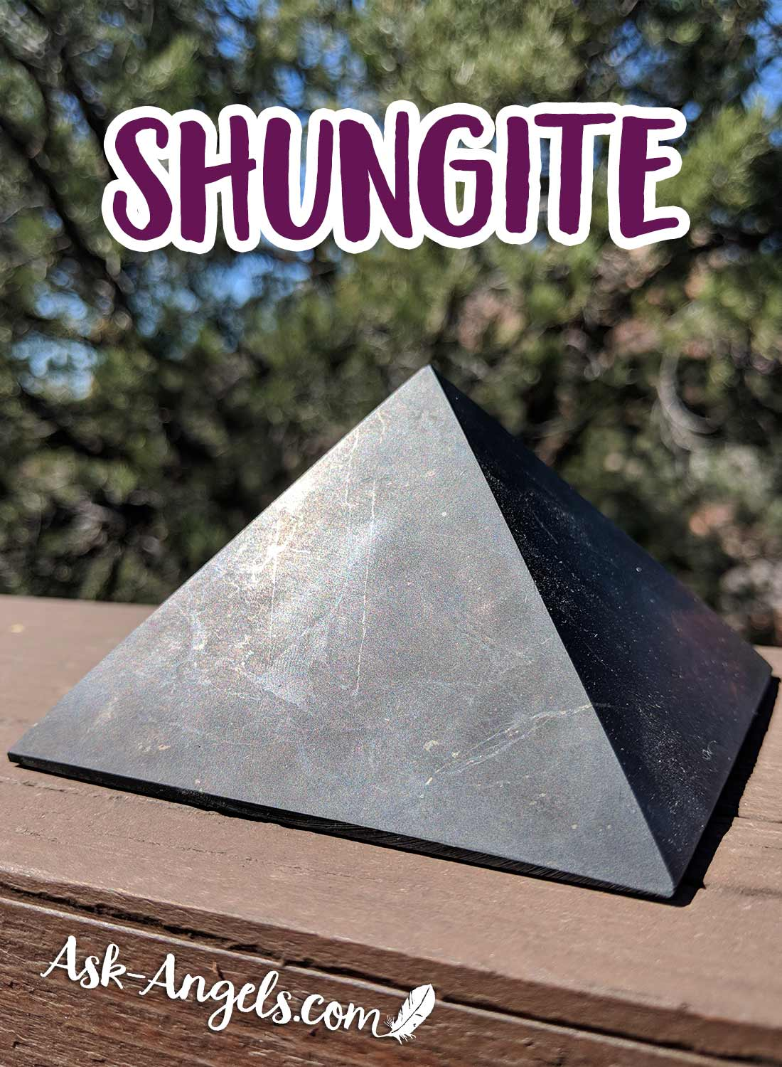 Shungite- Crystals for Protection