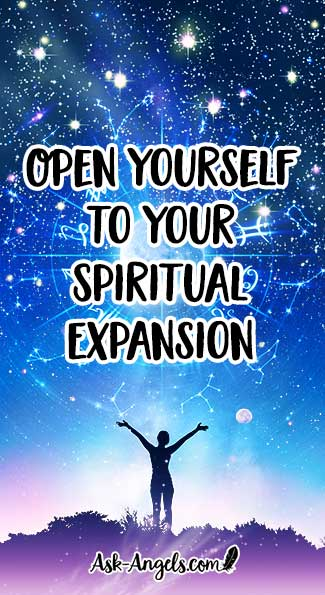 Open Yourself to Your Spiritual Expansion