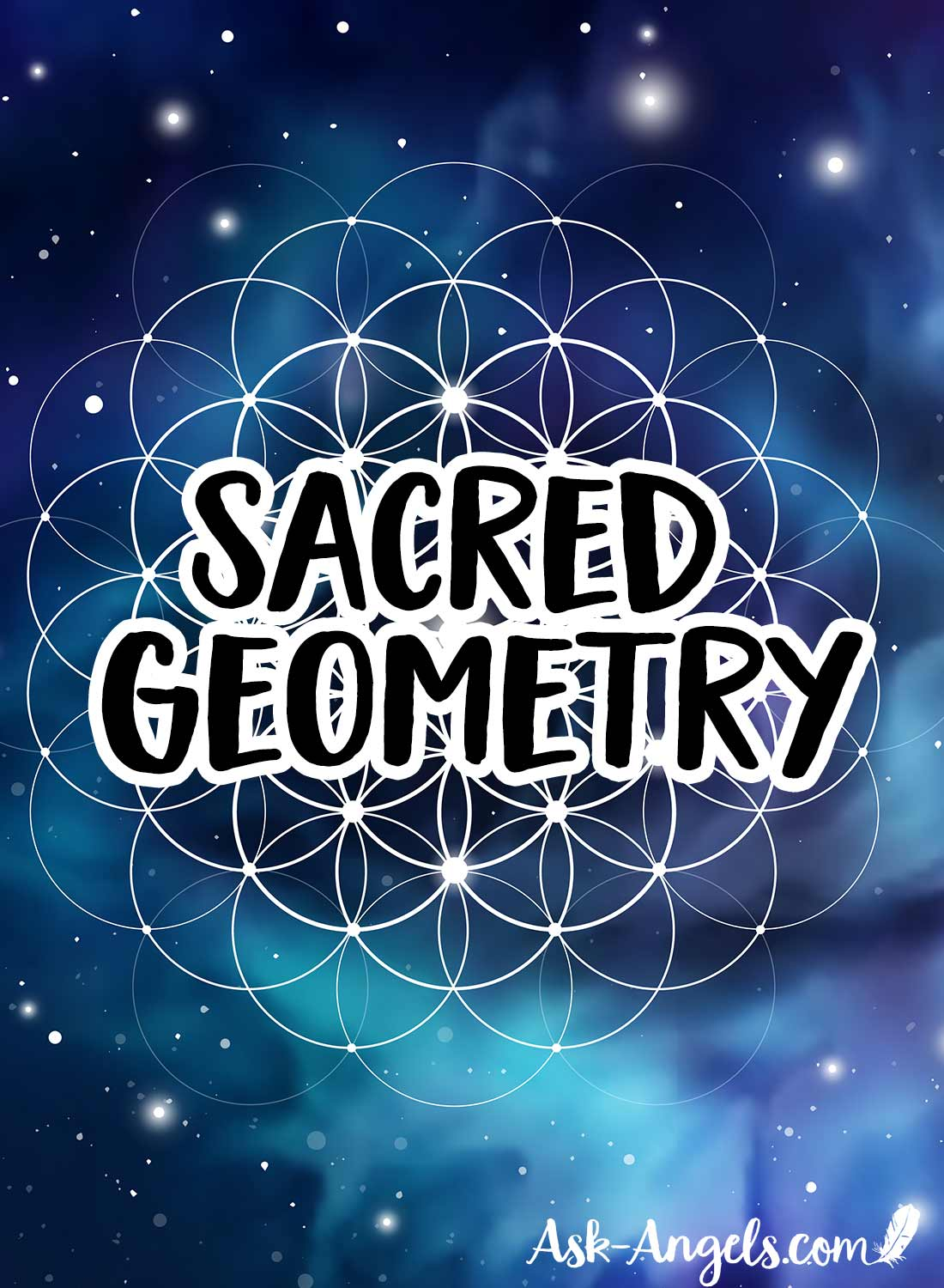 Sacred Geometry - What You Need to Know and How to Use It