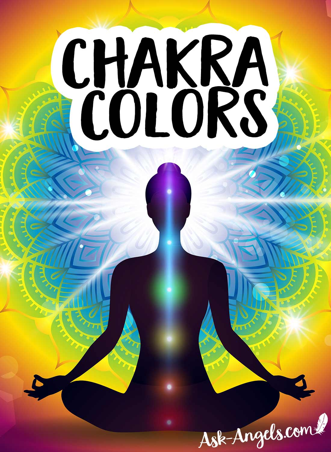 Chakra Colors – Ultimate Guide to The 7 Chakra Colors and Meanings