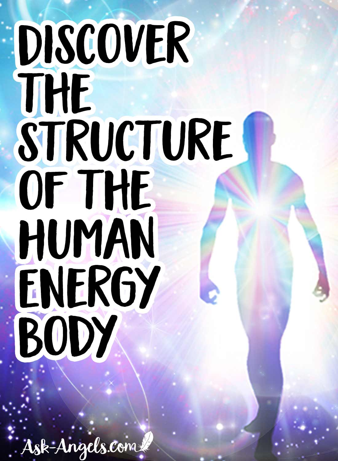 Discover The Structure of the Energy Body