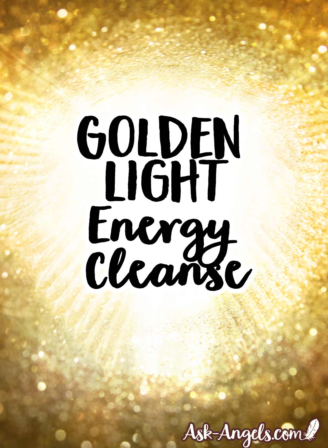 Golden Light Energy Cleanse